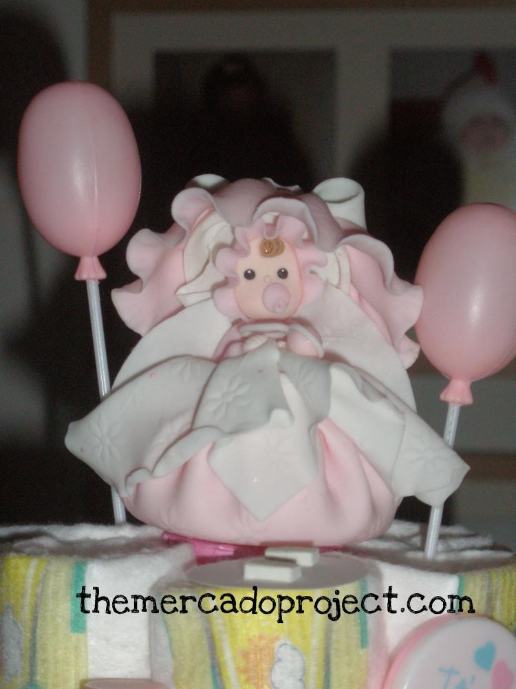 DIY Diaper Cakes (6/6)