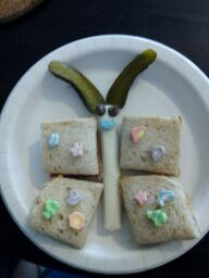 Funny Face Sandwiches (4/4)