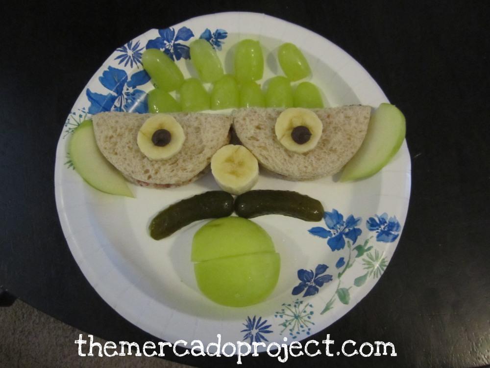 Schools closed...Hello Mr. Happy Face!