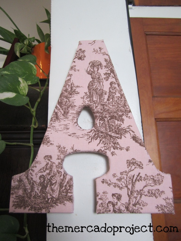covering wooden letters with fabric Find the wood craft supplies and tools you need for wood crafting, including unfinished wood letters, blocks, boxes, and crates  home decor fabric back.