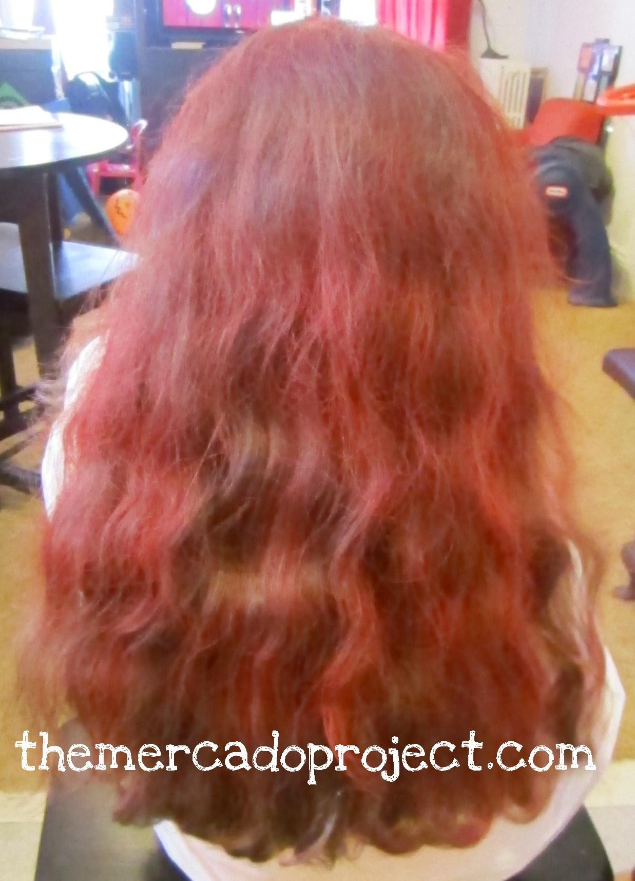 color hair spray | themercadoproject