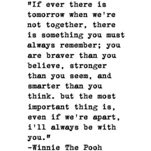 Winnie the Pooh Quotes (1/3)