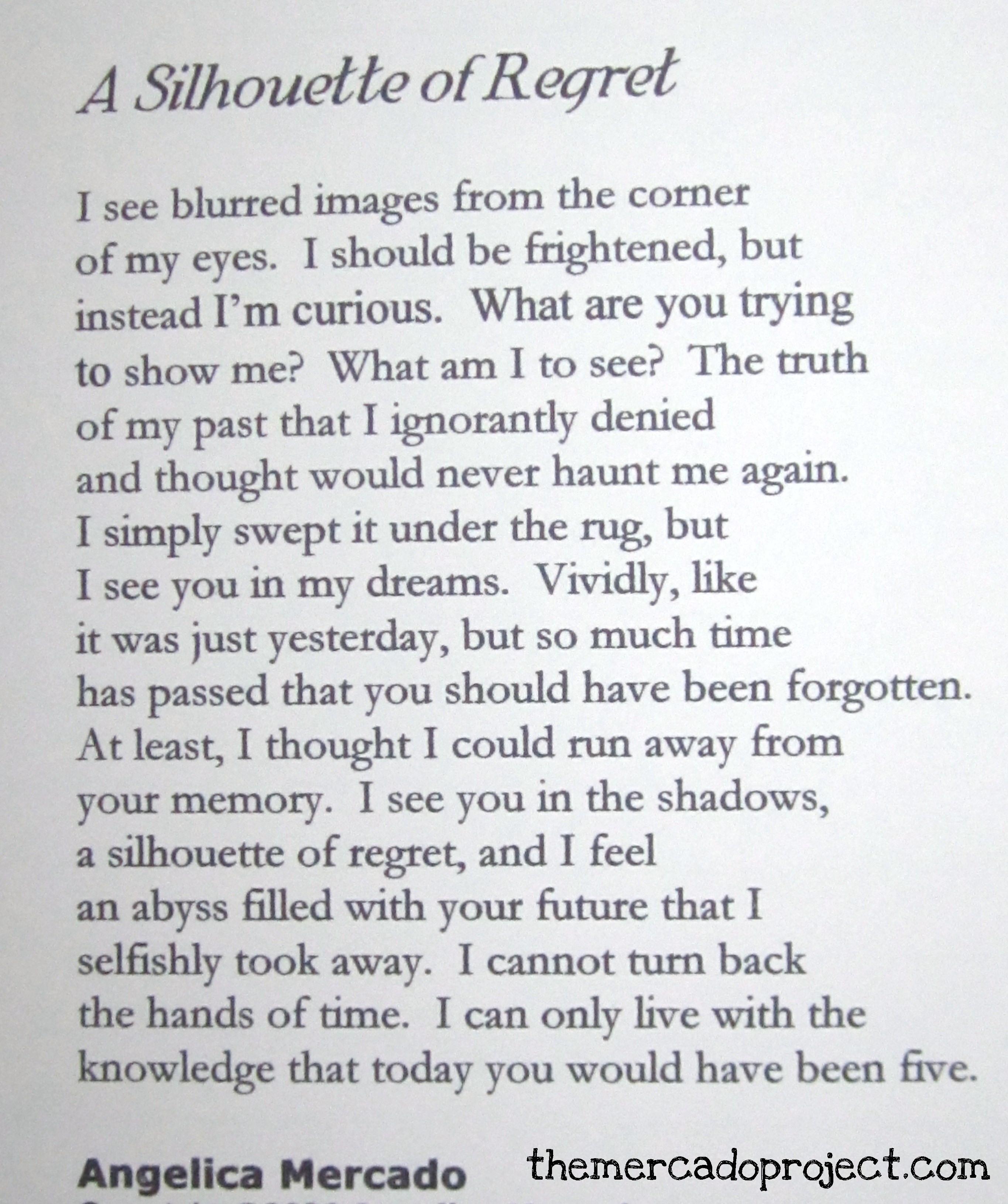 poem abortion