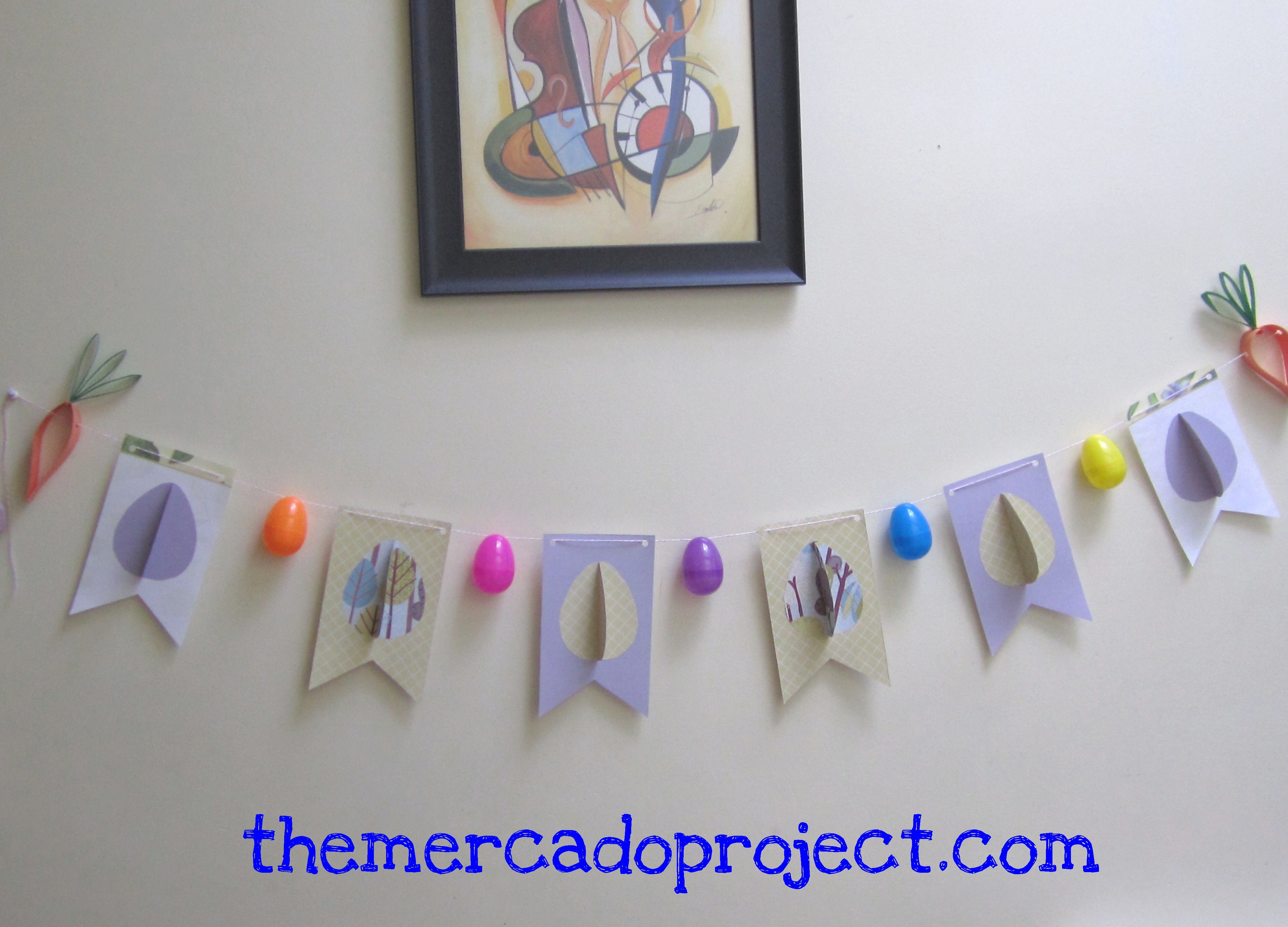 Diy paper easter decorations images Images for easter decorations