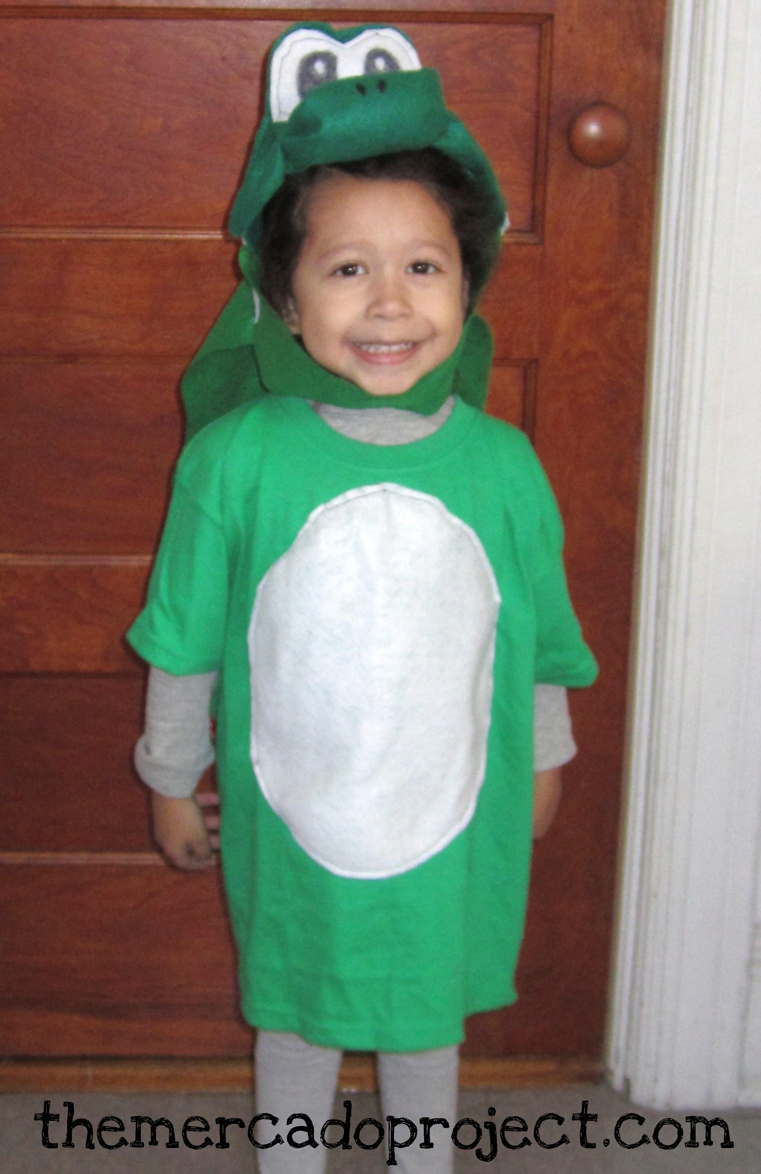 Yoshi Costume Themercadoproject